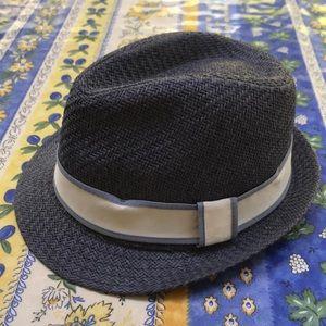Goorin Bros Grey Ribbon Fedora Hat